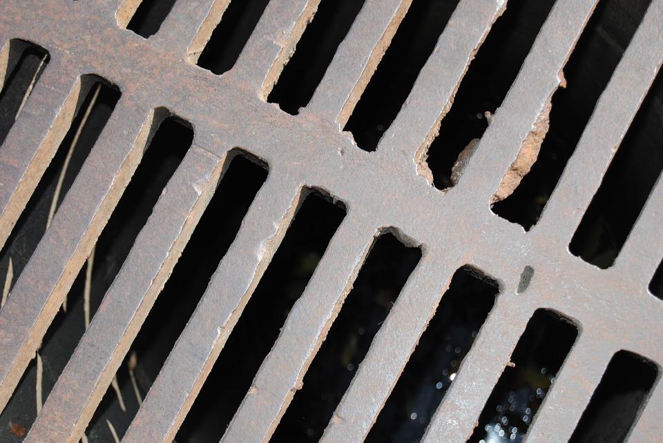 sump drain cover