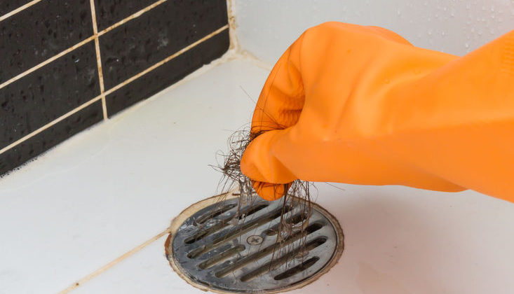 Shower and Tub Drain Maintenance
